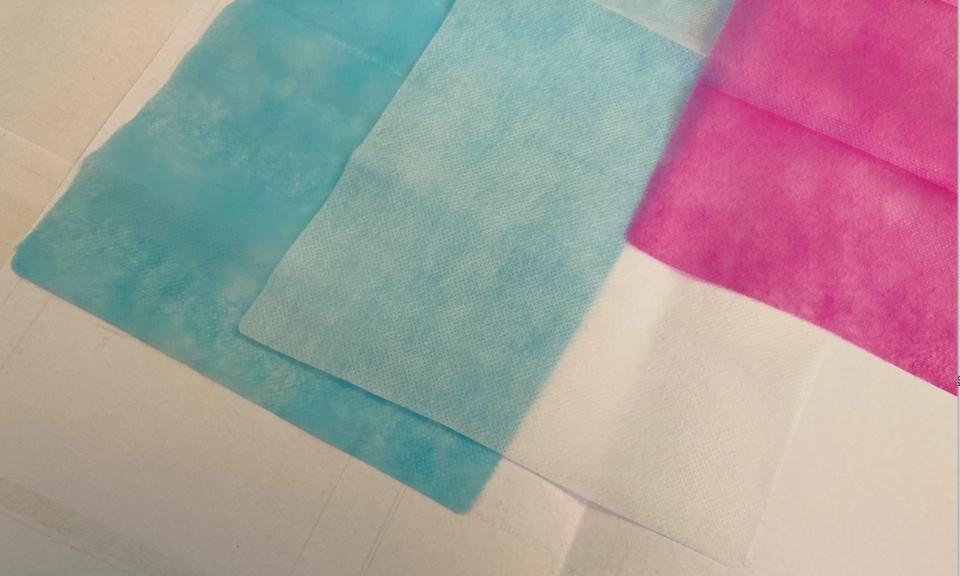 Netkaná textílie Spunbond na roušky